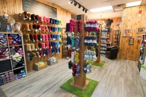 boutique de laine yarn shop